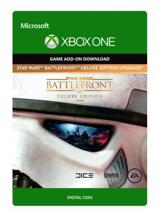 Xbox One Star Wars Battlefront: Deluxe Upgrade [Download]