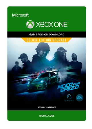 Xbox One Need For Speed: Deluxe Edition Upgrade [Download]