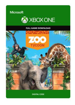 Xbox One Zoo Tycoon [Download]