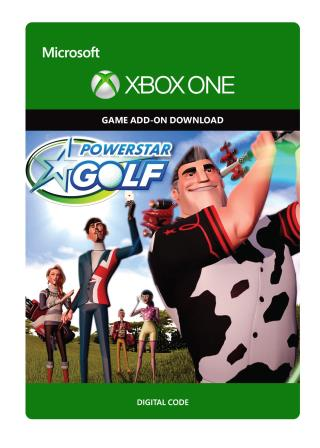 Xbox One Powerstar Golf: Full Game Unlock [Download]