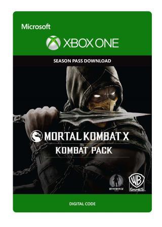 Xbox One Mortal Kombat X: Kombat Pack 1 [Download]