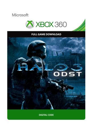 Xbox 360 Halo 3 ODST: Campaign Edition [Download]