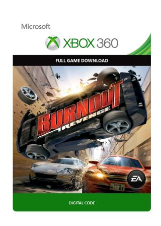 Xbox 360 Burnout Revenge [Download]