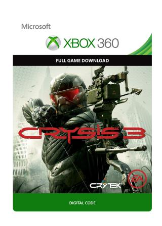 Xbox 360 Crysis 3 [Download]