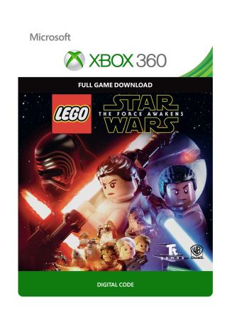 Xbox 360 LEGO Star Wars: The Force Awakens [Download]