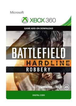 Xbox 360 Battlefield: Hardline Robbery [Download]