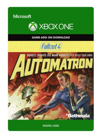 Xbox One Fallout 4: Automatron [Download]