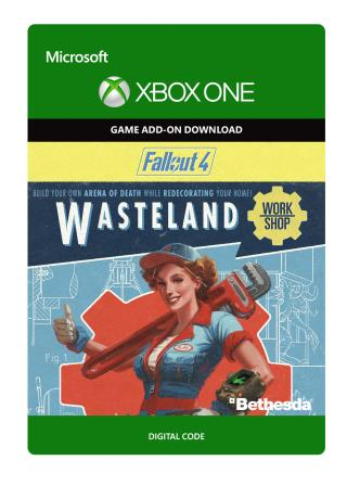 Xbox One Fallout 4: Wasteland Workshop [Download]