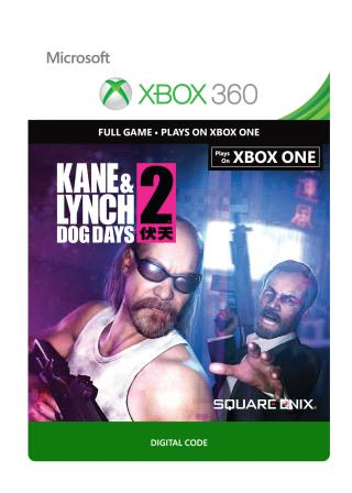 Xbox 360 Kane & Lynch 2 [Download]
