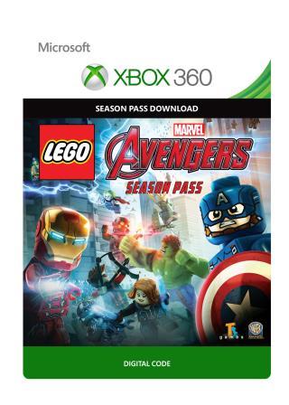 Xbox 360 LEGO Marvel's Avengers: Season Pass [Download]