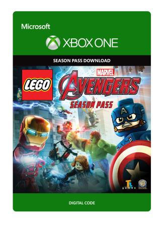 Xbox One LEGO Marvel's Avengers: Season Pass [Download]