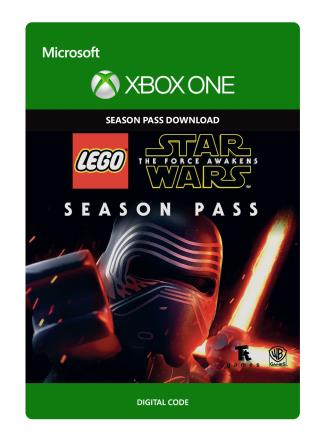 Xbox One LEGO Star Wars: The Force Awakens Season Pass [Download]