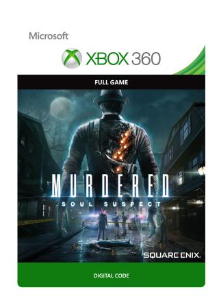 Xbox 360 Murdered: Soul Suspect [Download]