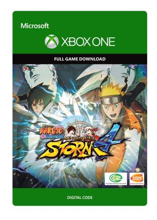 Xbox One Naruto Ultimate Ninja Storm 4 [Download]