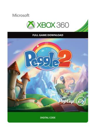 Xbox 360 Peggle 2 [Download]