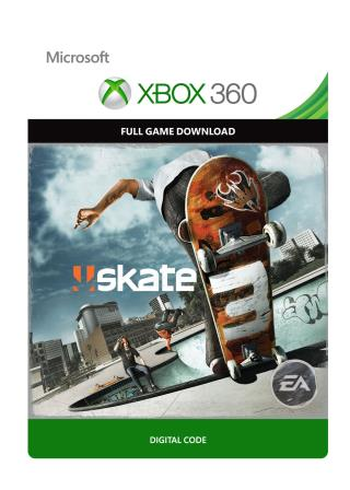 Xbox 360 Skate 3 [Download]