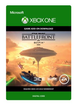 Xbox One Star Wars Battlefront: Bespin Expansion Pack [Download]