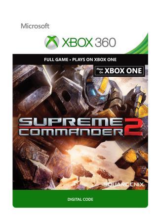 Xbox 360 Supreme Commander 2 [Download]