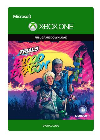 Xbox One Trials of the Blood Dragon [Download]