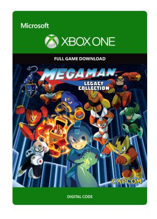 Xbox One Mega Man Legacy Collection [Download]
