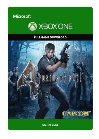 Xbox One Resident Evil 4 [Download]
