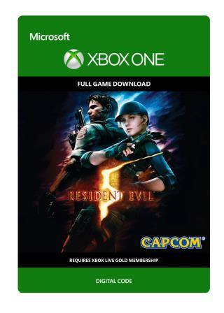 Xbox One Resident Evil 5 [Download]