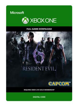 Xbox One Resident Evil 6 [Download]