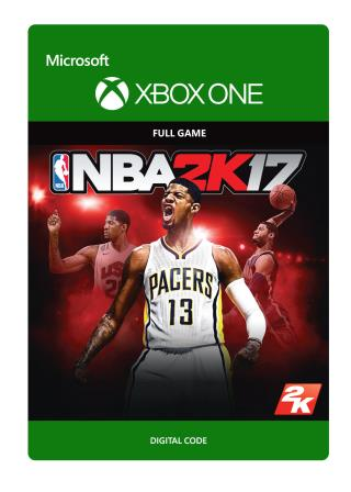 Xbox One NBA 2K17 [Download]