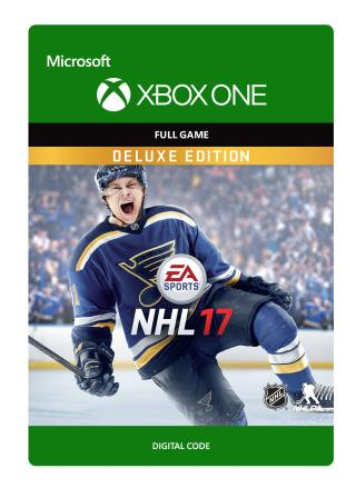 Xbox One NHL 17: Deluxe Edition [Download]