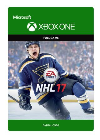 Xbox One NHL 17 [Download]