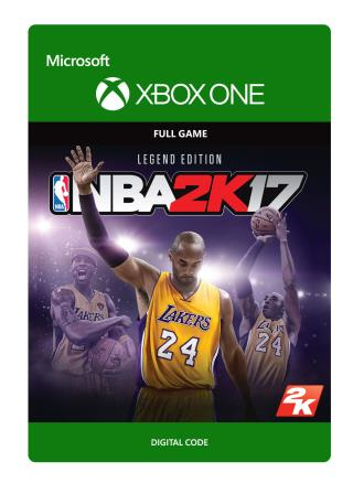 Xbox One NBA 2K17: Legend Edition [Download]