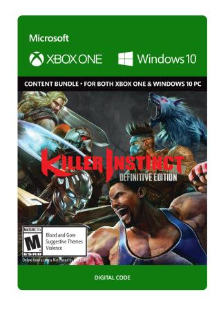 Xbox One Killer Instinct: Definitive Edition [Download]