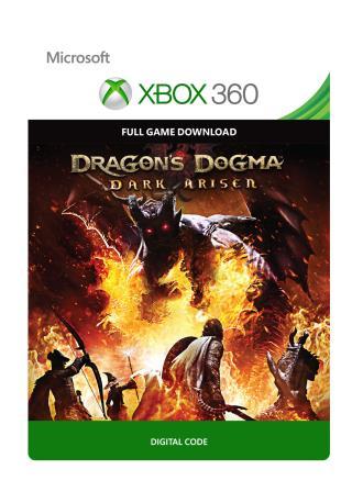 Xbox 360 Dragon's Dogma: Dark Arisen [Download]