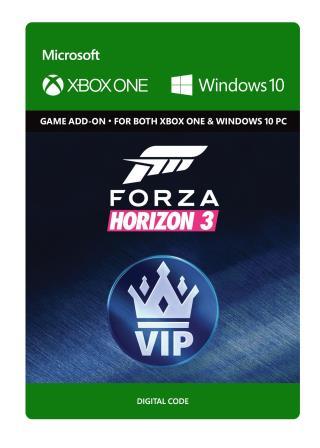Xbox One Forza Horizon 3 VIP [Download]