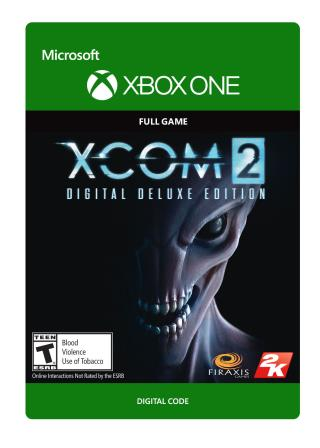 Xbox One XCOM 2: Digital Deluxe Edition [Download]