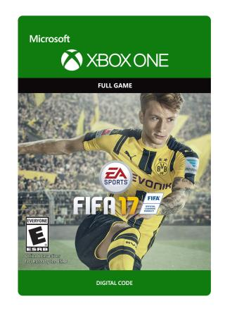 Xbox One FIFA 17 Standard [Download]