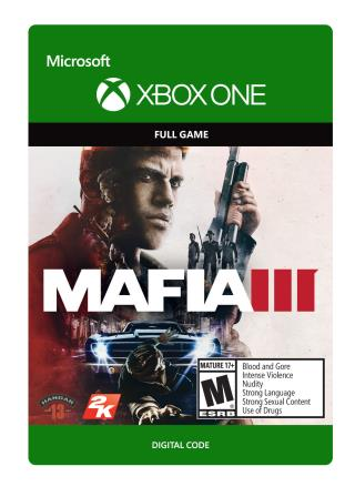 Xbox One Mafia III [Download]