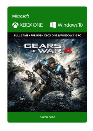 Xbox One Gears of War 4: Standard Edition [Download]