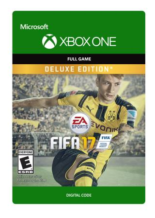 Xbox One FIFA 17 Deluxe [Download]
