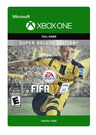 Xbox One FIFA 17 Super Deluxe [Download]