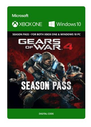 Xbox One Gears of War 4: Season Pass [Download]