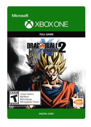 Xbox One Dragon Ball Xenoverse 2 [Download]