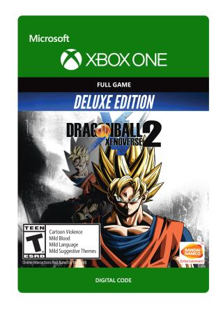 Xbox One Dragon Ball Xenoverse 2 Deluxe Edition [Download]