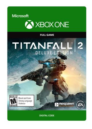 Xbox One Titanfall 2 Deluxe Edition [Download]
