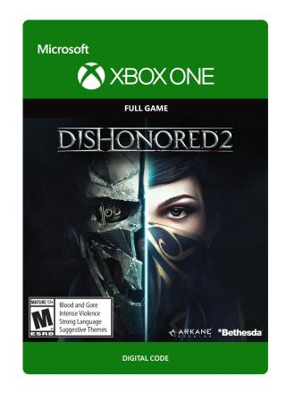 Xbox One Dishonored 2 [Download]