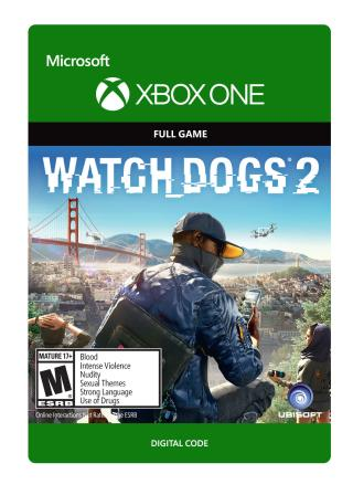 Xbox One Watch Dogs 2 [Download]