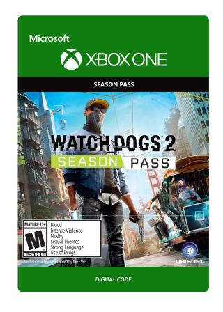 Xbox One Watch Dogs 2 Season pass [Download]