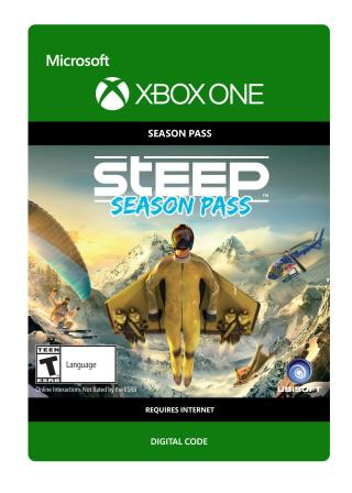Xbox One Steep Season Pass [Download]