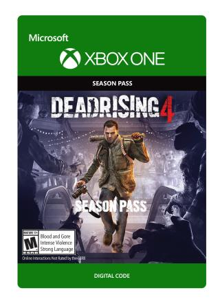 Xbox One Dead Rising 4 - Season Pass [Download]