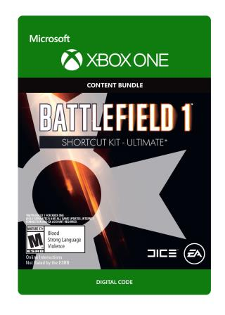Xbox One Battlefield 1: Shortcut Kit: Ultimate Bundle [Download]